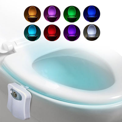 Motion Sensor LED Light Night / Motion Activated Toilet Night For Bathroom